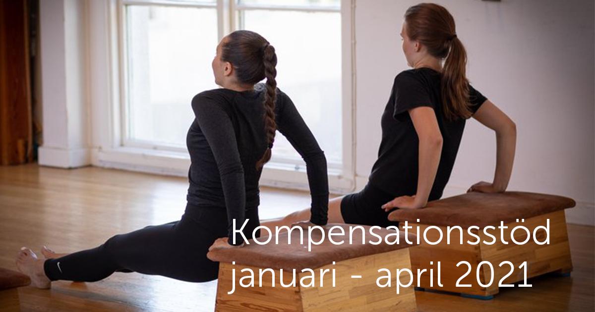 Kompensationsstöd, Coronaviruset, Svensk Gymnastik