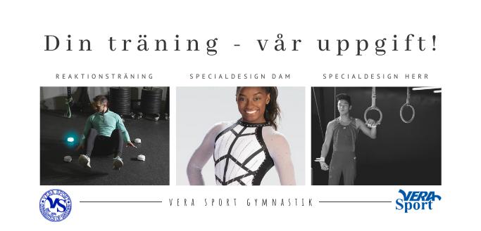 Vera Sport, Svensk Gymnastik