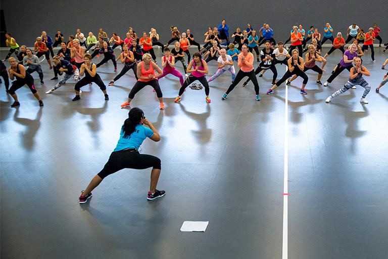 FitnessPlayer, Gruppträning, Svensk Gymnastik