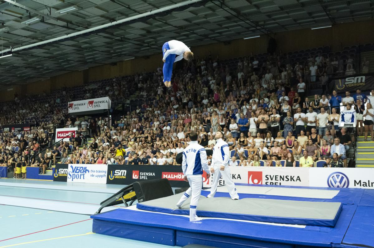 Riksfyran, Truppgymnastik, Svensk Gymnastik