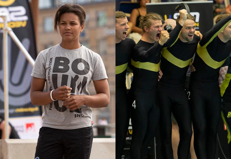 Miranda Tibbling, Brommagymnasterna herr, PKTR, Truppgymnastik, Svensk Gymnastik