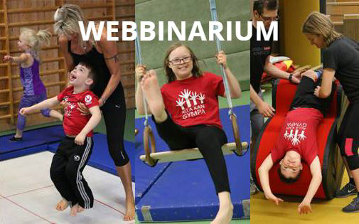 Alla Kan Gympa, Webbinarie, Svensk Gymnastik