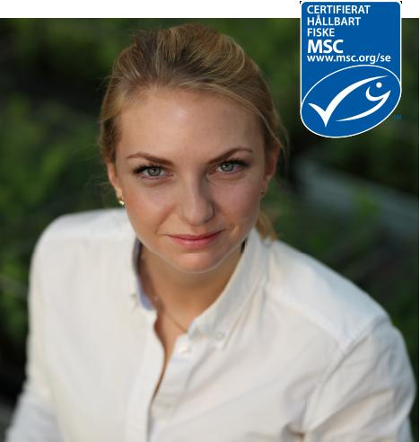 Maria Svantemark - CSR ansvarig