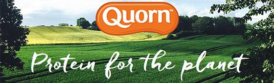 Quorn - näringsriktig proteinkälla