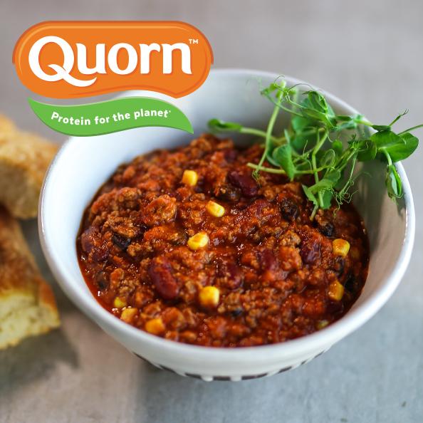 Quorn Chili sin Carne