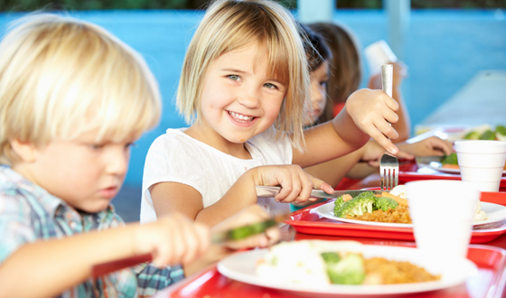 Bli klimatsmart med Findus – mer grönt och mindre matsvinn i våra skolor